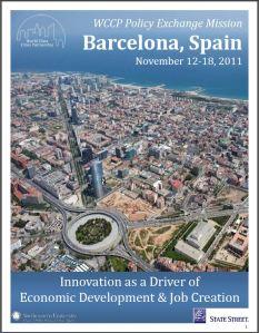 Spain program book covershot