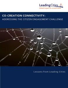 Co-Creation Connectivity