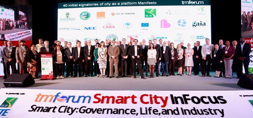 City Manifesto Signatories